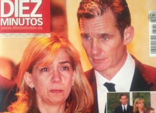 Cristina e Iñaki Urdangarin ya no pueden más