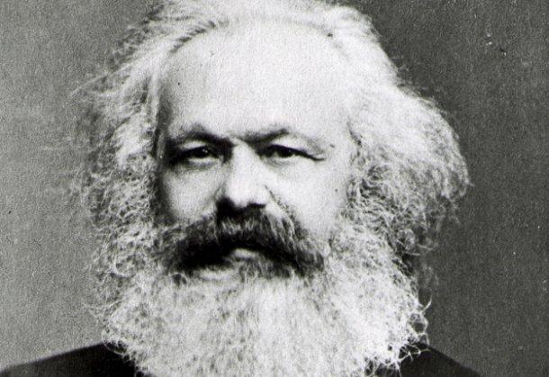 Karl Marx. AP