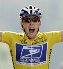 Armstrong, en su etapa en el US Postal.